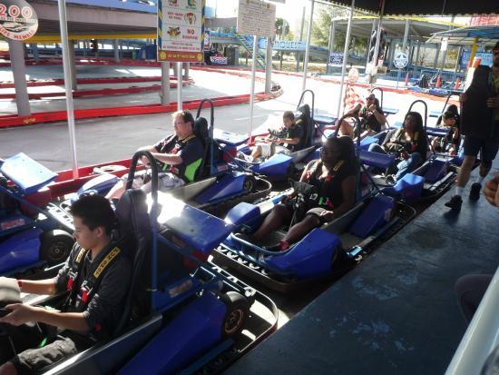 Fun Spot America : Go Karts