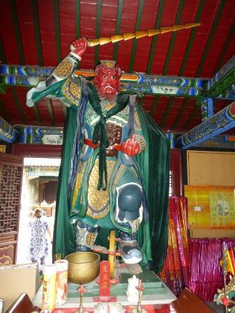 """Qiqihar, Chiny: """"святой факер"""""""