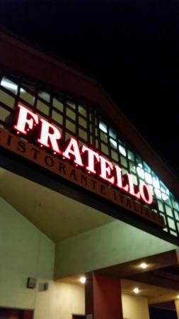 Fratello S Restaurant San Jose