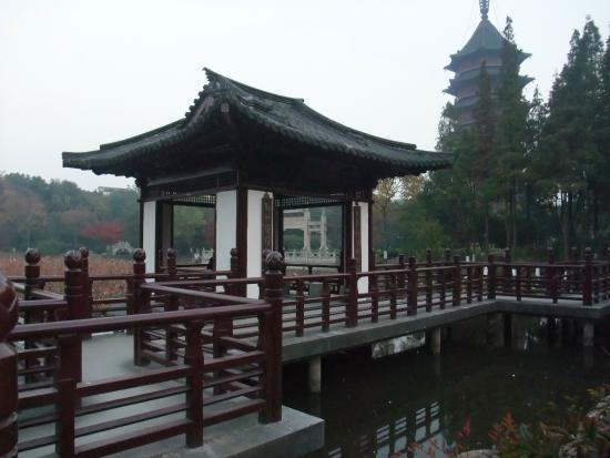 Huzhou Feiying Park: The West Pavilion