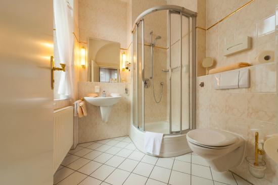Hotel Residenz Joop: Badezimmer