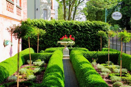 Hotel Residenz Joop: Vorgarten