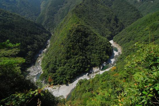 Miyoshi, Japan: Hinoji Valley