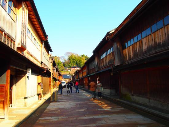 Higashichaya Old Town : 趣あります~