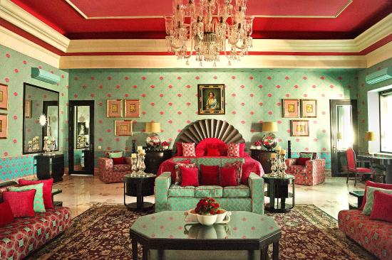 The maharani suite picture of sujan rajmahal palace