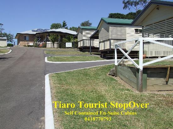 Tiaro Tourist Stopover