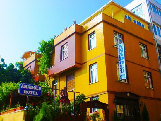 Photo of Anadolu Hotel Istanbul