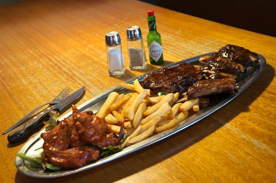 Tuggerah, ออสเตรเลีย: All You Can Eat Ribs & WIngs - $29.95 -  All Day Every Day !!