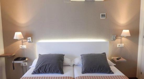 Hotel Plaza Santa Lucia: Habitacion dole
