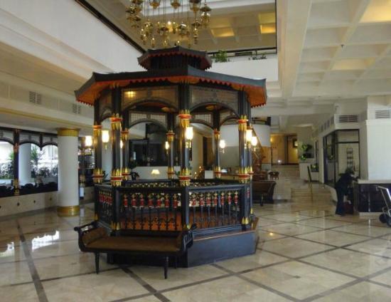 Hotel Santika Premiere Jogja: Lobby #1