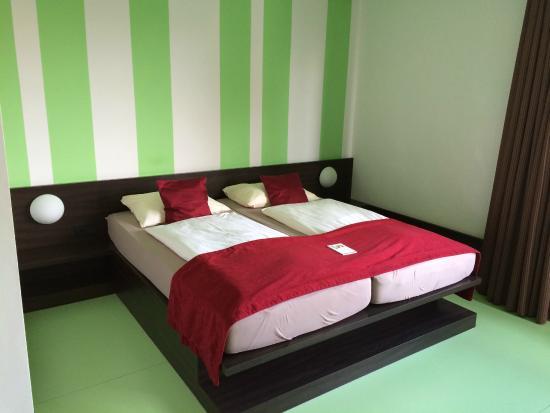 Hotel Grenzfall: Zimmer