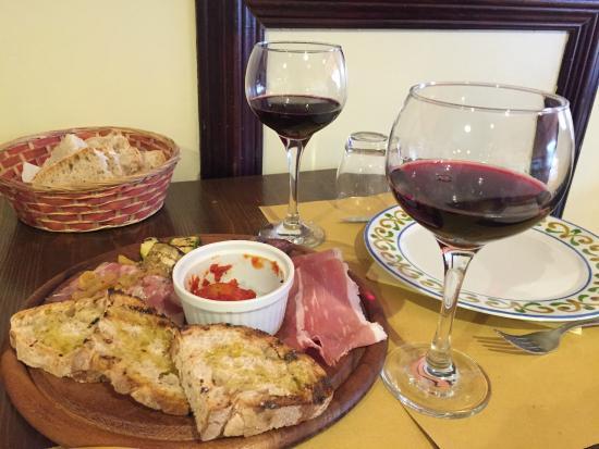 Antipasto porca vacca   picture of ristorante porca vacca, l ...