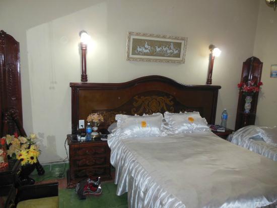 Casa Particular Reyes & Carolina : la chambre