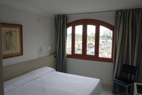 Prestige Hotel Mar Y Sol : Bedroom part of suite