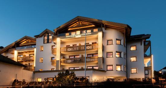 Hotel Bergblick: Hotel Berglick Südseite