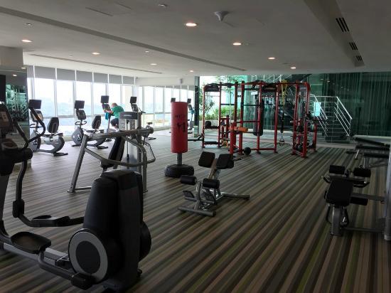 Gym picture of capri by fraser kuala lumpur malaysia kuala