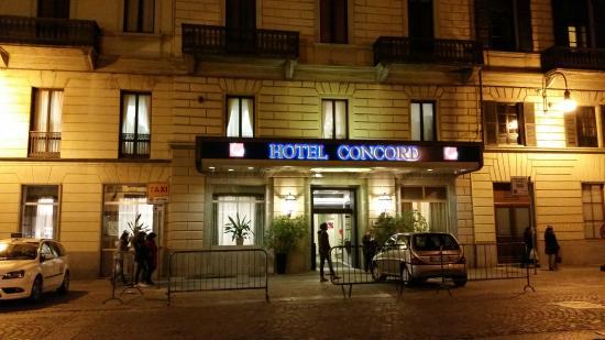 Hotel Concord Torino Tripadvisor