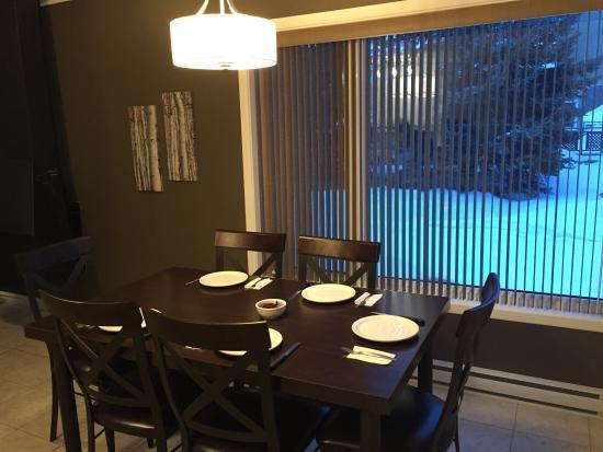 Club Vacances Toutes Saisons: Dining room