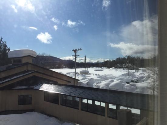 Hakuba 47 Winter Sports Park : Nice views