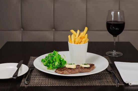 Millbank Lounge Bar: Steak