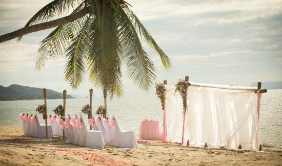 Mimosa Resort & Spa: Wedding Ceremony