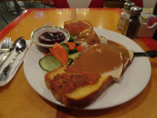 Woody's Diner III: My meal