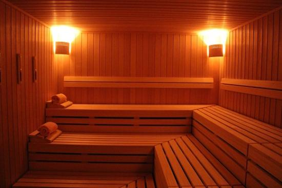 Marina Hotel: Sauna / Schimmbad