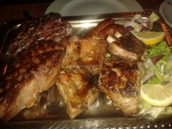Carne per due - Foto di La Mucca Argentina, Formigine ...