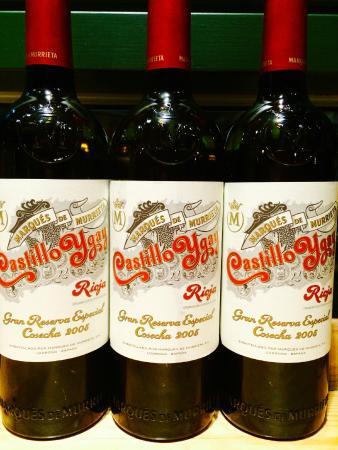 West London Wine School - Day Classes: Marques de Murrieta Castillo Ygay 2005
