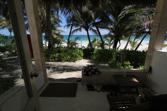 Cabanas Tulum: View