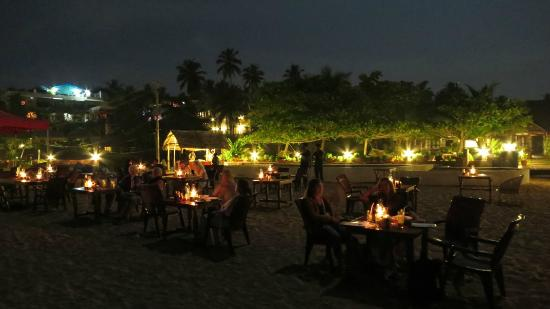 Palm Tree Heritage: Restaurant