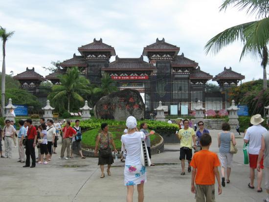 سانيا, الصين: храмовый комплекс