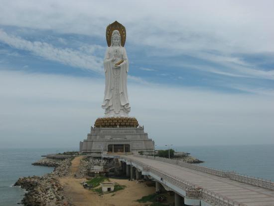 Sanya, Kina: Богиня
