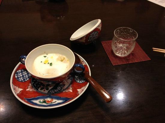 Zen Oyado Nishitei: great food