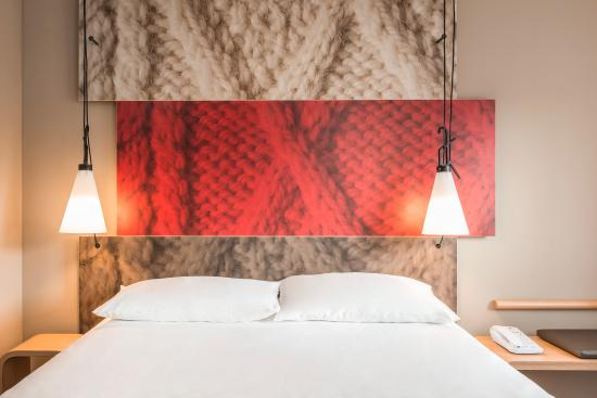 Ibis Brussels City Centre Hotel : ibis Sweet Room 2015 - New rooms (40 rooms available)