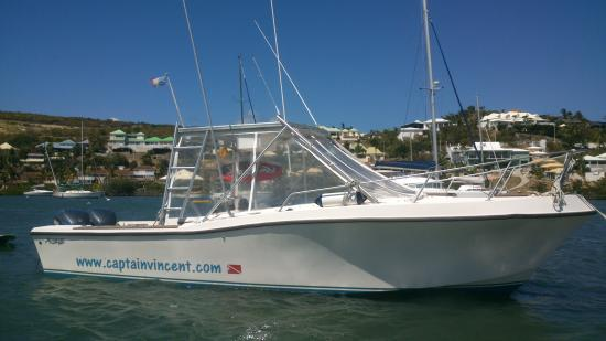 Captain Vincent Power Boat Charter
