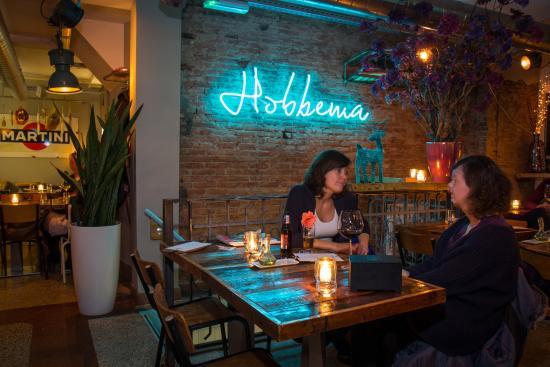 Half open keuken   picture of eetcafe hobbema, nijmegen   tripadvisor