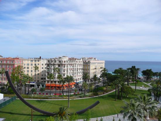 Hotel Albert 1er Nizza Franciaorsz 225 G 201 Rt 233 Kel 233 Sek 233 S