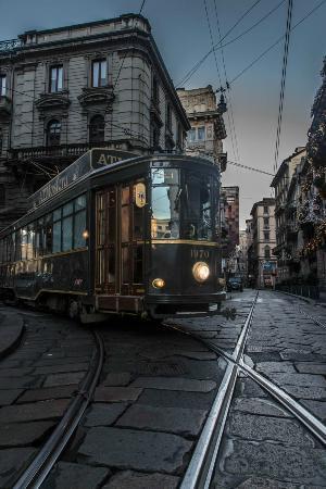 Tram Ristorante ATMosfera