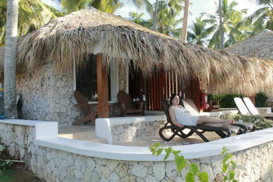 Viva Wyndham Dominicus Beach An All Inclusive Resort Notre Bungalow Superbe Hébergement