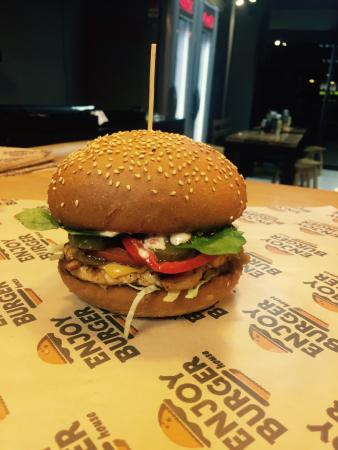 Enjoy Burger House