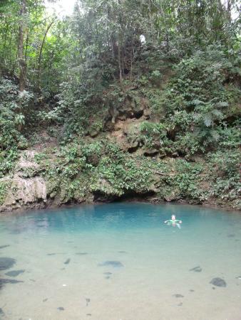 Blue Hole National Park: Blue Hole
