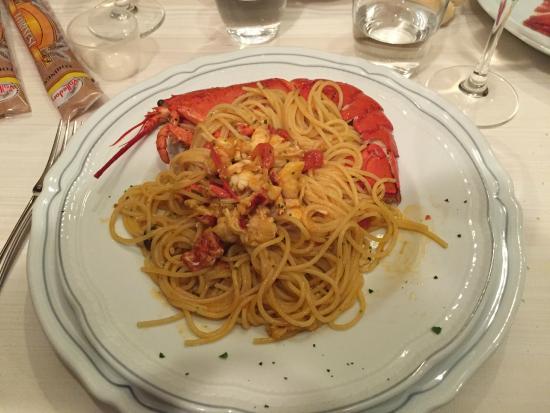 Arrow's: Spaghetti all'astice