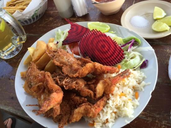 Sal Y Pimienta : Coconut Shrimp