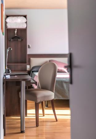 Hotel le Pacifique: chambre double