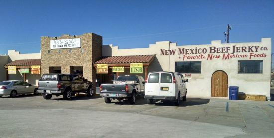 New Mexico Beef Jerky Co