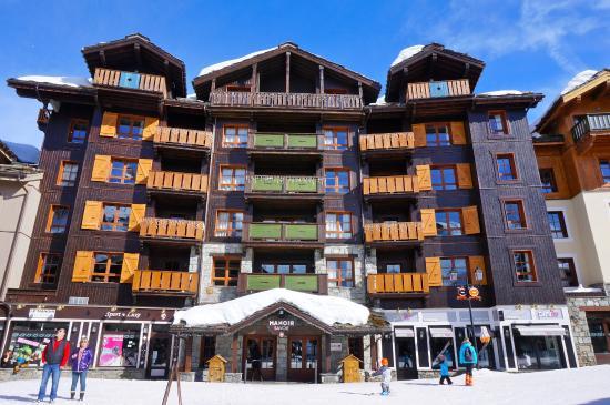 Hotel Restaurant Les Arcs