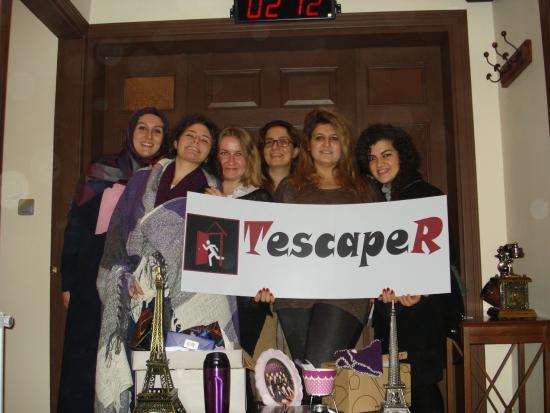 TescapeR