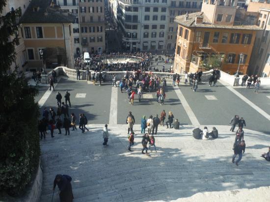 Rome, Italy: Spanische Treppe