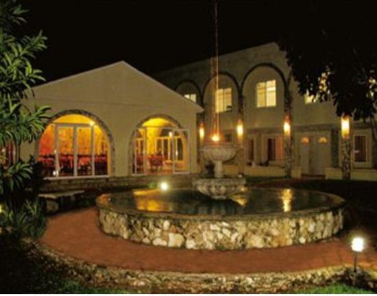 Ekbalam, Mexico: maravilloso por la noche